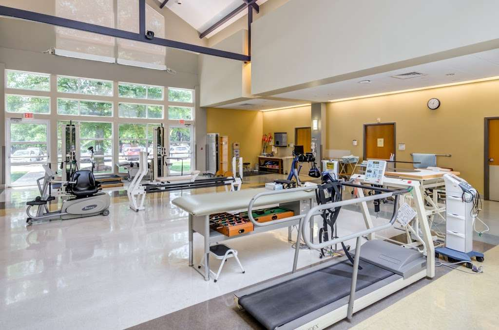 Encompass Health Rehabilitation Hospital of Salisbury - hospital  | Photo 8 of 9 | Address: 220 Tilghman Rd, Salisbury, MD 21804, USA | Phone: (410) 546-4600