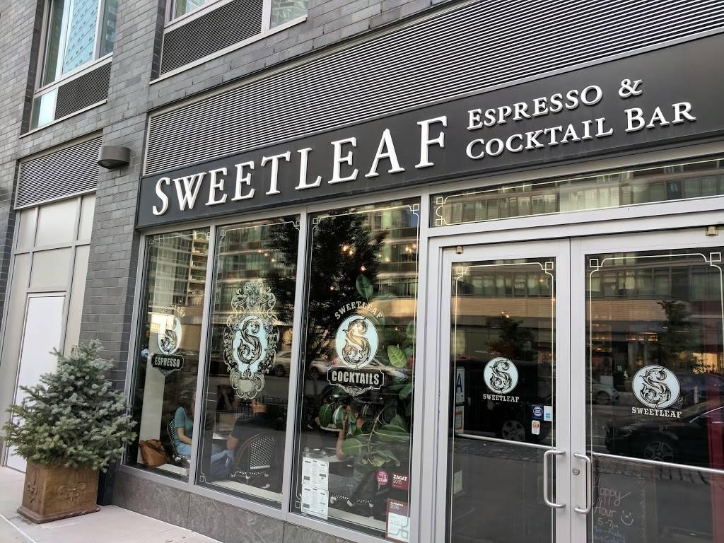 Sweetleaf Coffee & Cocktail Bar - night club    Photo 7 of 10   Address: 4615 Center Blvd, Long Island City, NY 11109, USA   Phone: (347) 527-1038