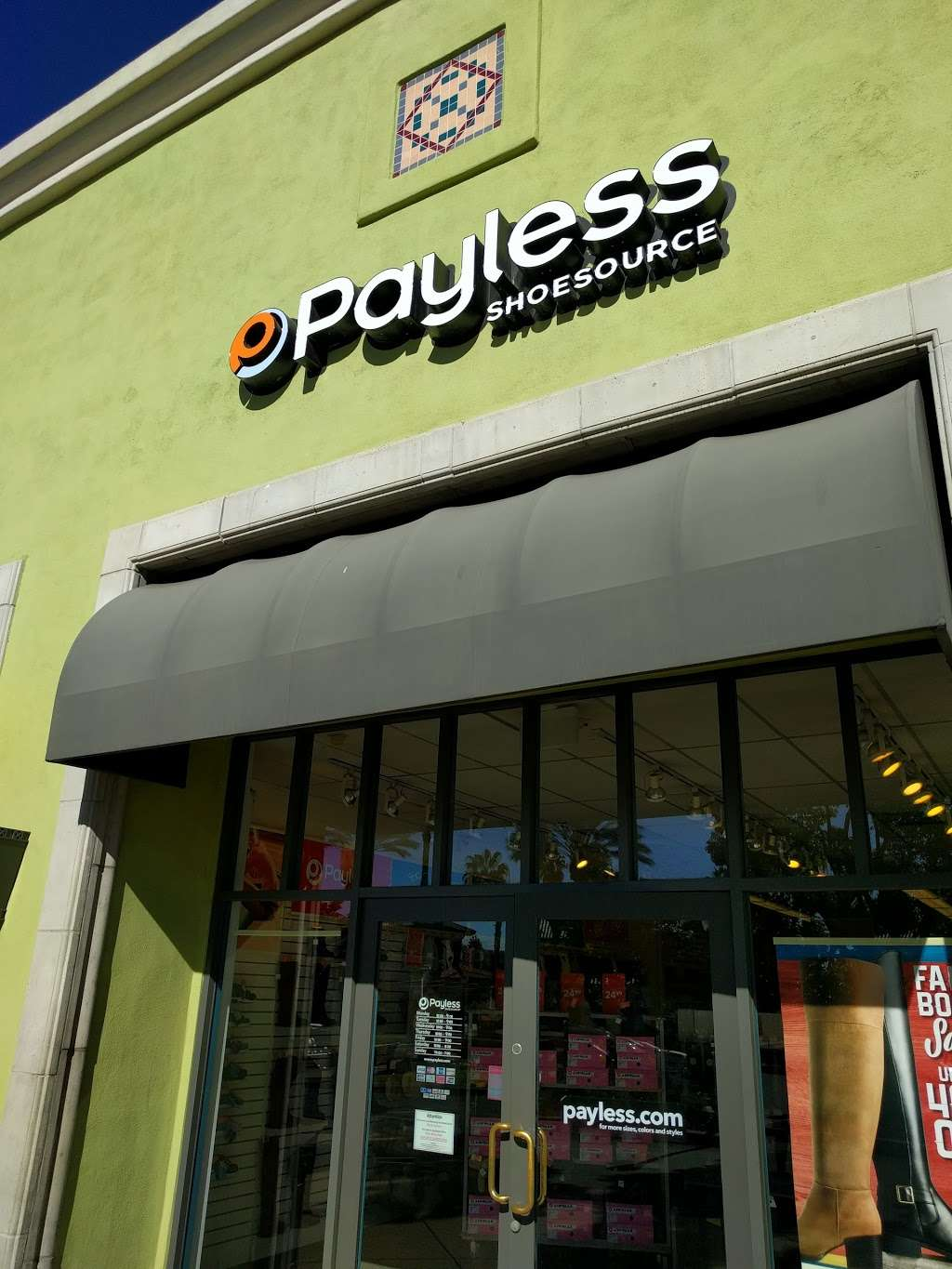 Payless ShoeSource - shoe store  | Photo 2 of 4 | Address: 10730 E Foothill Blvd Ste 130, Rancho Cucamonga, CA 91730, USA | Phone: (909) 980-5960
