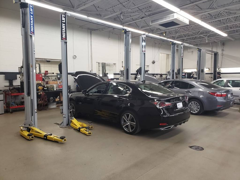 Len Stoler Lexus Service Department - car repair  | Photo 3 of 6 | Address: 11311 Reisterstown Rd, Owings Mills, MD 21117, USA | Phone: (443) 487-5116