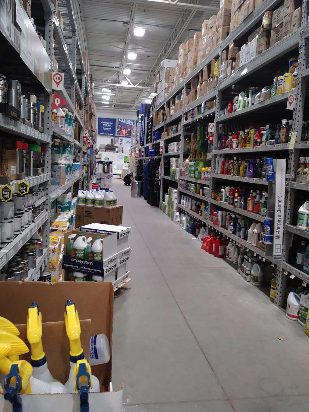 Lowes Home Improvement - hardware store  | Photo 5 of 10 | Address: 40 Fortune Blvd, Milford, MA 01757, USA | Phone: (508) 282-4016