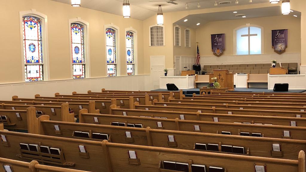 New Life Baptist Church - church  | Photo 1 of 7 | Address: 1100 E Fairfield Rd, High Point, NC 27263, USA | Phone: (336) 434-1968