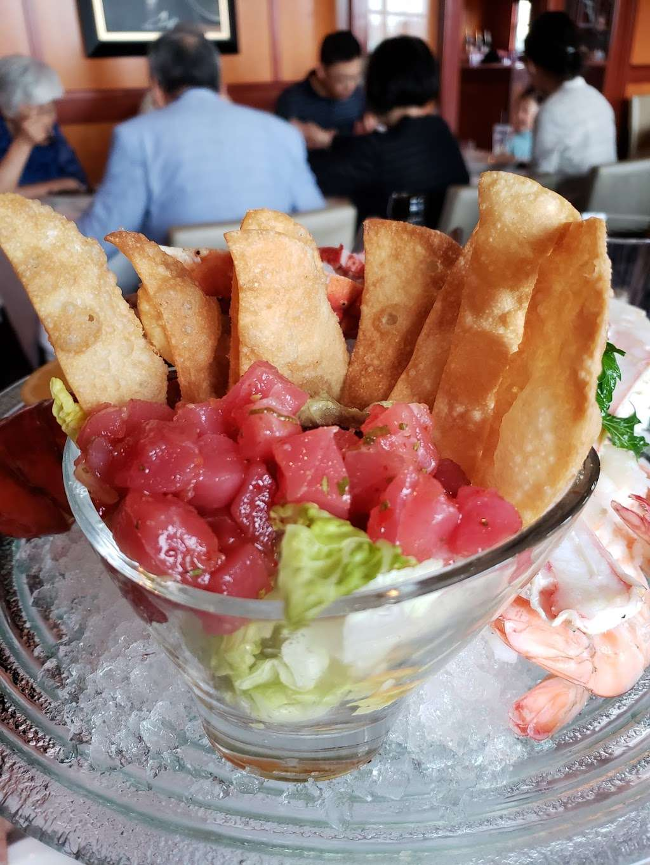 Fleming's Prime Steakhouse & Wine Bar - restaurant  | Photo 8 of 10 | Address: 90 The Promenade, Edgewater, NJ 07020, USA | Phone: (201) 313-9463