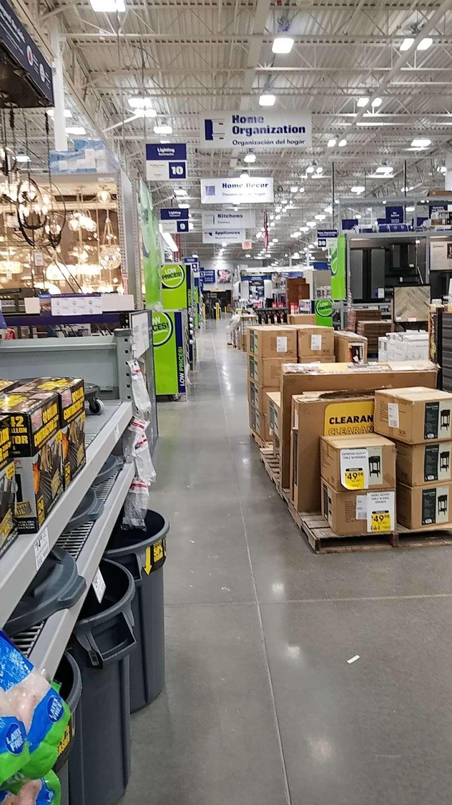 Lowes Home Improvement - hardware store    Photo 8 of 10   Address: 485 Berlin - Cross Keys Rd, Sicklerville, NJ 08081, USA   Phone: (856) 237-2030