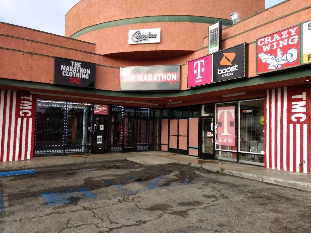 THE MARATHON CLOTHING - clothing store  | Photo 4 of 10 | Address: 3420 W Slauson Ave F, Los Angeles, CA 90043, USA | Phone: (323) 815-4959