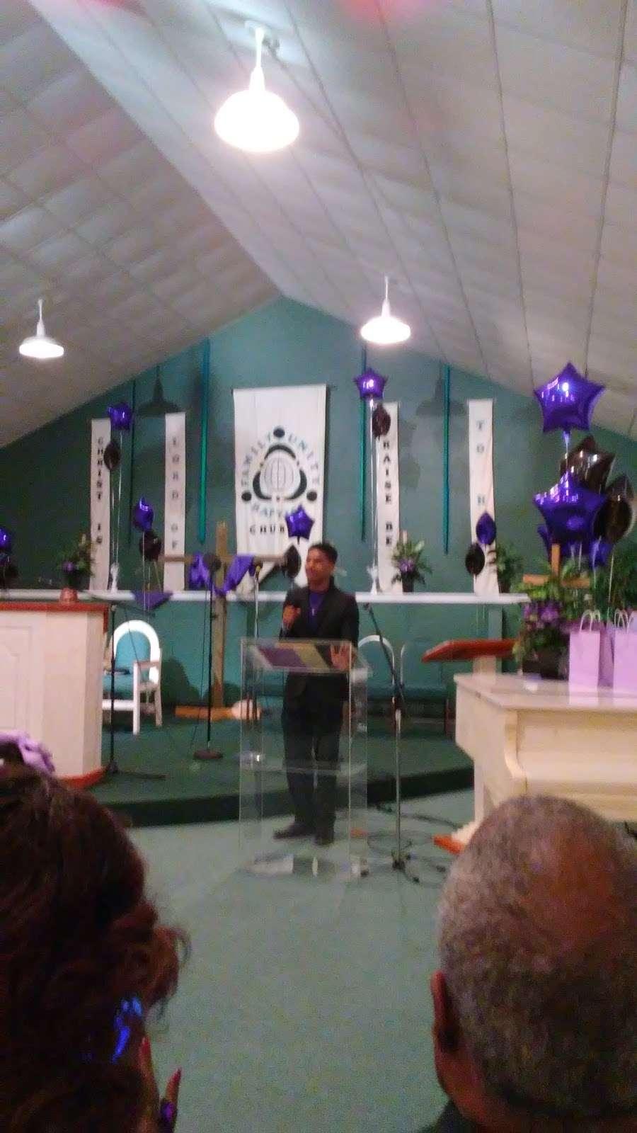 Family Unity Baptist Church - church    Photo 1 of 5   Address: 1221 Cedar Dr, La Marque, TX 77568, USA   Phone: (409) 933-4962