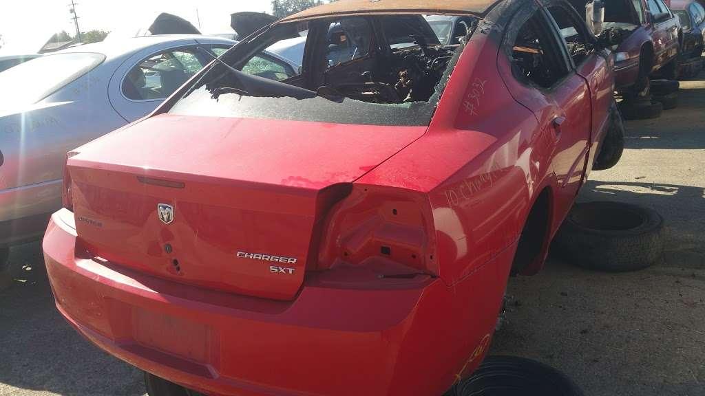 LKQ Pick Your Part - Fontana - car repair  | Photo 5 of 10 | Address: 15228 Boyle Ave, Fontana, CA 92337, USA | Phone: (800) 962-2277