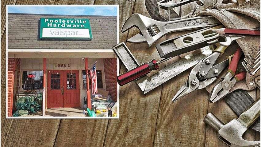 Poolesville Hardware - hardware store  | Photo 1 of 6 | Address: 19961 Fisher Ave, Poolesville, MD 20837, USA | Phone: (240) 551-5156