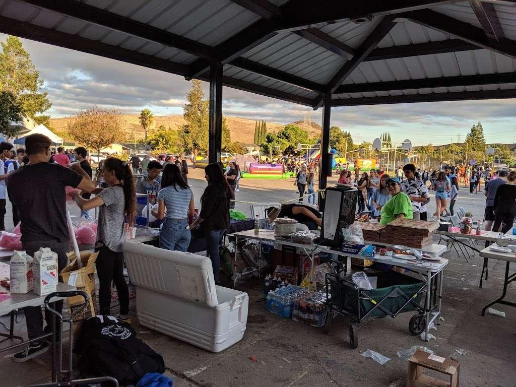 Martin Murphy Middle School - school  | Photo 4 of 5 | Address: 141 Avenida Espana, San Jose, CA 95139, USA | Phone: (408) 201-6260