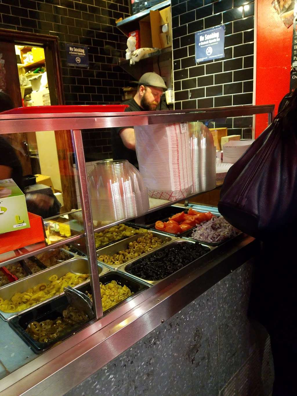 The Sandwich Bar - meal takeaway  | Photo 1 of 10 | Address: 71-32 Main St, Flushing, NY 11367, USA | Phone: (718) 544-1014