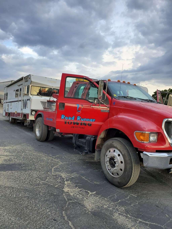 RoadRunner Towing & Storage - storage  | Photo 6 of 16 | Address: 12137 11th St, Yucaipa, CA 92399, USA | Phone: (909) 797-7722
