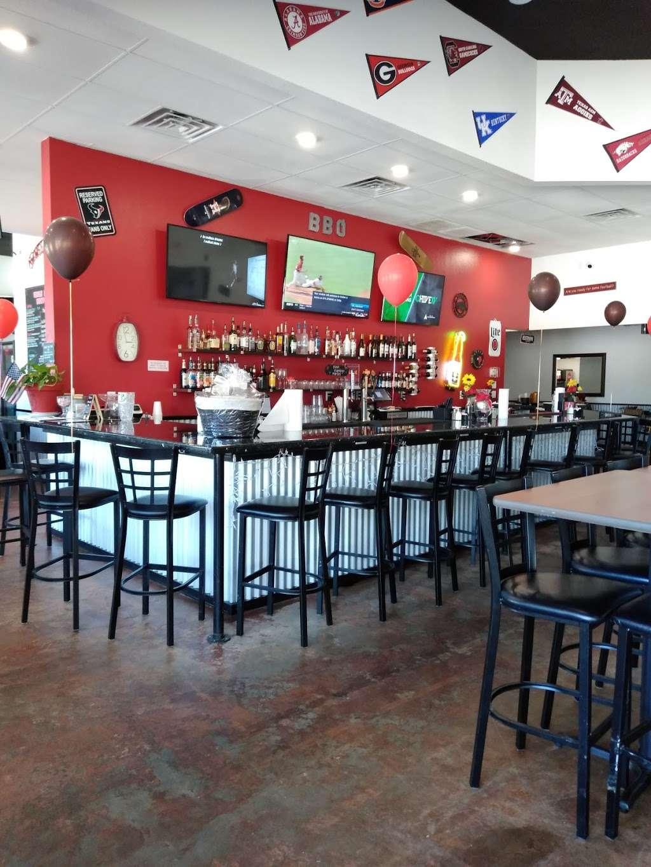 Uncle Bob's BBQ - restaurant  | Photo 1 of 10 | Address: 20873 Eva St, Montgomery, TX 77356, USA | Phone: (936) 448-9227