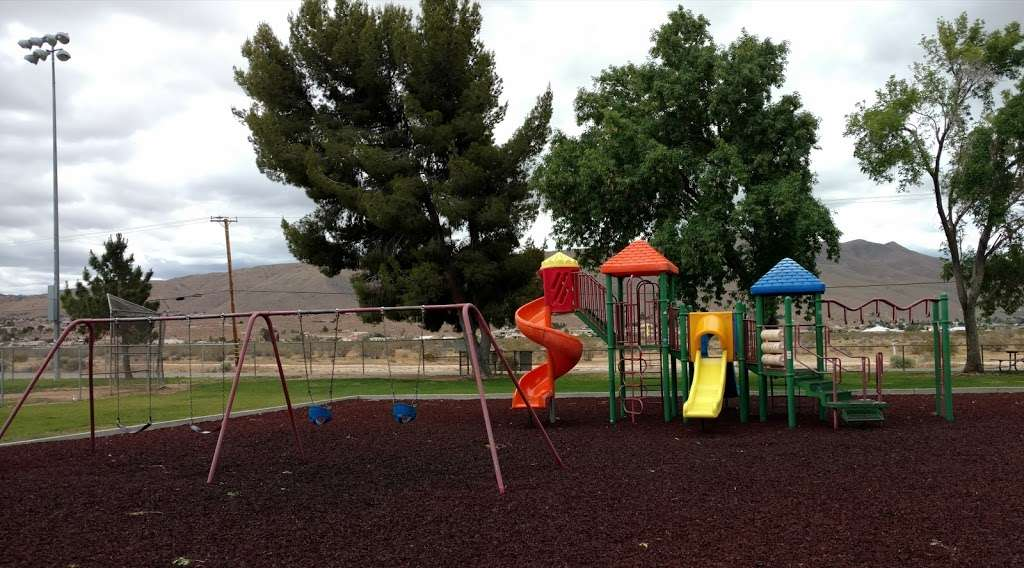 Mendel Park - park  | Photo 2 of 10 | Address: 21860 Tussing Ranch Rd, Apple Valley, CA 92308, USA | Phone: (760) 240-7000