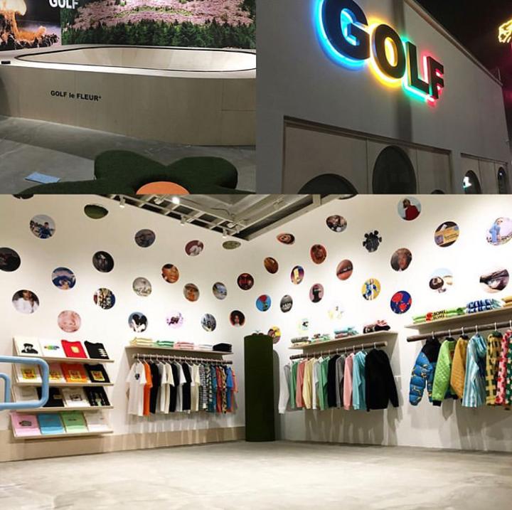 GOLF WANG - clothing store  | Photo 2 of 10 | Address: 350 N Fairfax Ave, Los Angeles, CA 90036, USA