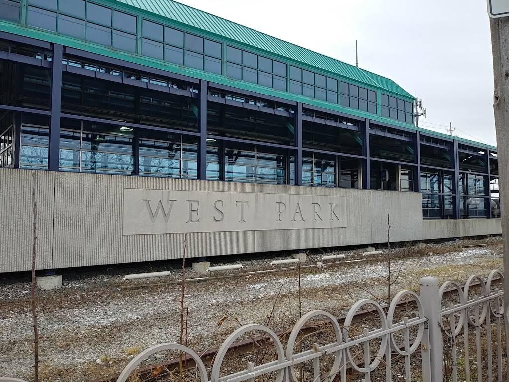 West Park Station - subway station    Photo 5 of 8   Address: Cleveland, OH 44111, USA   Phone: (216) 566-5100