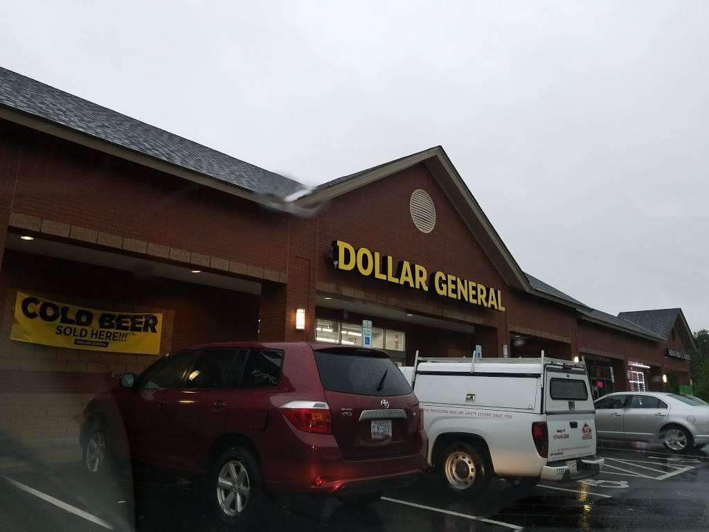 Dollar General - home goods store  | Photo 1 of 10 | Address: 5416 Rock Quarry Rd, Raleigh, NC 27610, USA | Phone: (919) 900-6545