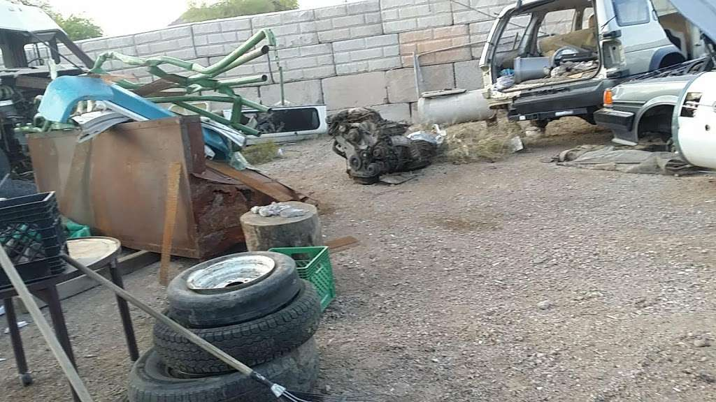 Statewide Salvage and Recovery Inc llc - car repair    Photo 5 of 10   Address: 21831 N 16th St #5607, Phoenix, AZ 85024, USA   Phone: (480) 225-4009