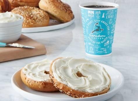 Einstein Bros. Bagels - bakery  | Photo 3 of 9 | Address: 16304 Beach Blvd, Westminster, CA 92683, USA | Phone: (714) 847-4609