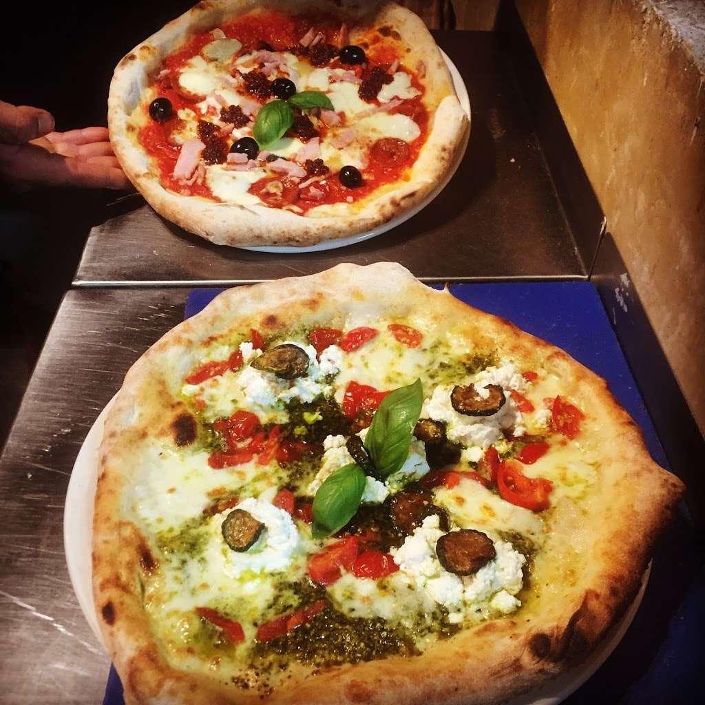 Pizzeria Di Camden - restaurant    Photo 5 of 10   Address: 195 Royal College St, London NW1 0SG, UK   Phone: 020 7284 3388