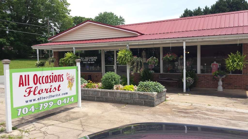 All Occasions Florist & Boutique - florist  | Photo 2 of 6 | Address: 1205 Mecklenburg Hwy, Mooresville, NC 28115, USA | Phone: (704) 799-0474