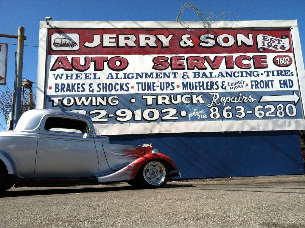 Jerry & Son Auto Service Inc. - car dealer  | Photo 1 of 8 | Address: 1602 Bronxdale Ave, The Bronx, NY 10462, USA | Phone: (718) 822-9102