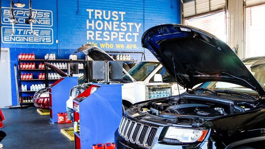 Express Oil Change & Tire Engineers - car repair  | Photo 1 of 10 | Address: 7157 Aaron Aronov Dr, Fairfield, AL 35064, USA | Phone: (205) 786-9119