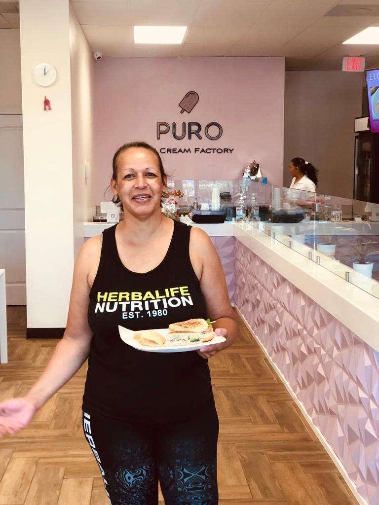 PURO - Ice Cream Factory - cafe  | Photo 9 of 10 | Address: 2772 Davie Blvd, Fort Lauderdale, FL 33312, USA | Phone: (754) 214-5800