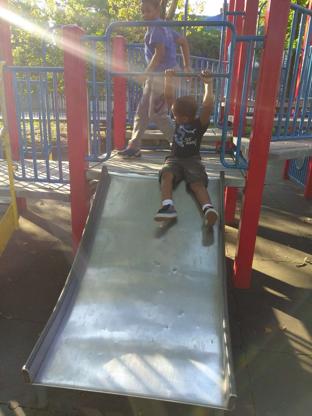 Youth Village Playground - park  | Photo 5 of 10 | Address: 1181 Boston Rd, Bronx, NY 10456, USA | Phone: (212) 639-9675