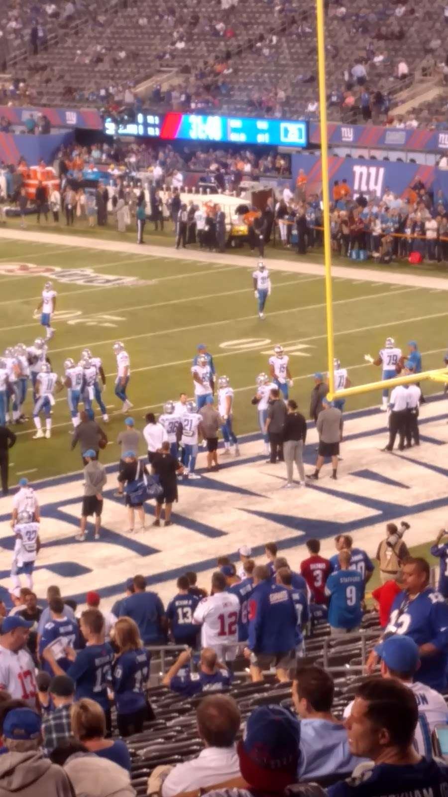 Giants Stadium - stadium  | Photo 9 of 10 | Address: 50 NJ-120, East Rutherford, NJ 07073, USA