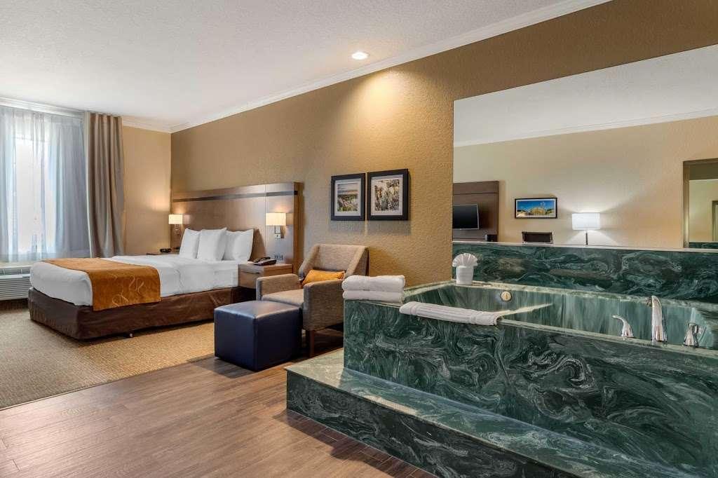 Comfort Suites - lodging    Photo 9 of 10   Address: 7209 Garth Rd, Baytown, TX 77521, USA   Phone: (281) 421-9764