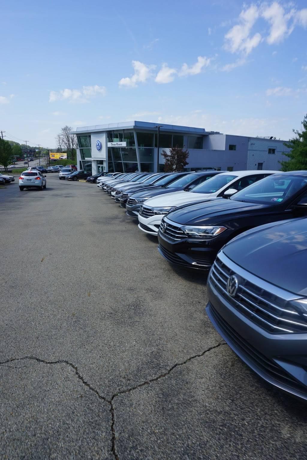 Three Rivers Volkswagen - car dealer  | Photo 8 of 8 | Address: 3694 Washington Rd, McMurray, PA 15317, USA | Phone: (724) 941-6100