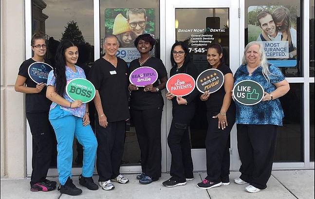 Bright Now! Dental - dentist    Photo 3 of 5   Address: 7886 US Hwy 19 N, Pinellas Park, FL 33781, USA   Phone: (727) 545-3800