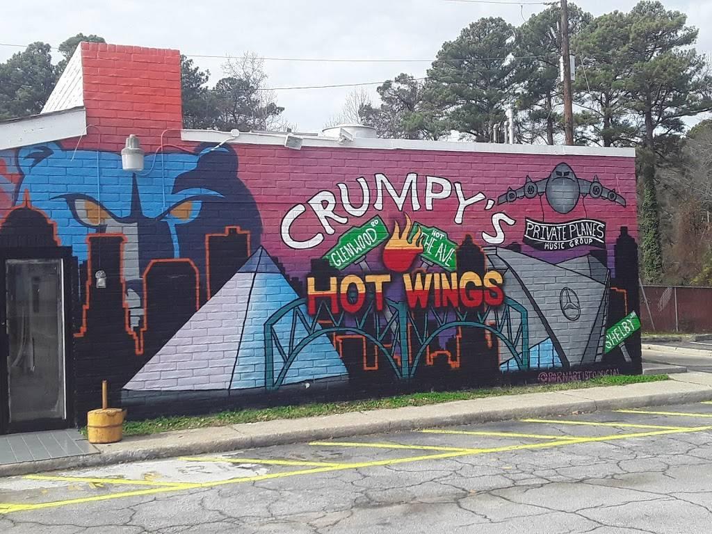 Crumpy's Hotwings - restaurant  | Photo 4 of 10 | Address: 4468 Glenwood Rd, Decatur, GA 30032, USA | Phone: (404) 800-5791