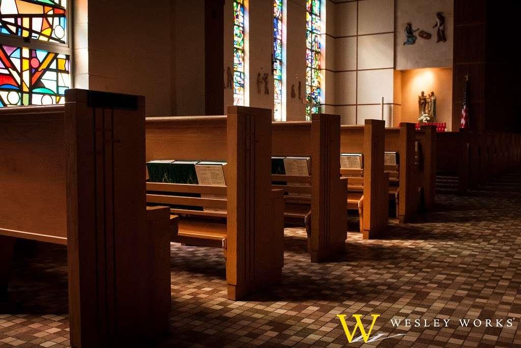 Holy Family Church - church  | Photo 2 of 5 | Address: 410 W Center St, Nazareth, PA 18064, USA | Phone: (610) 759-0870