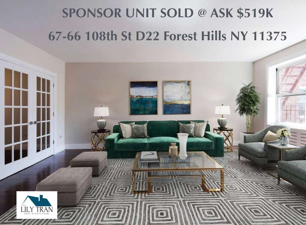 Forest Hills Realtor Lily Tran - real estate agency  | Photo 5 of 10 | Address: 68-56 Groton St, Forest Hills, NY 11375, USA | Phone: (917) 279-0177