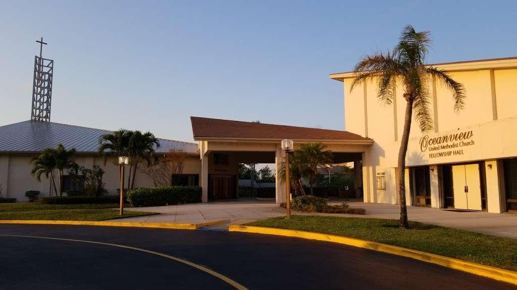 Ocean View United Methodist Church - church    Photo 1 of 10   Address: 701 Ocean Dr, North Palm Beach, FL 33408, USA   Phone: (561) 626-2500