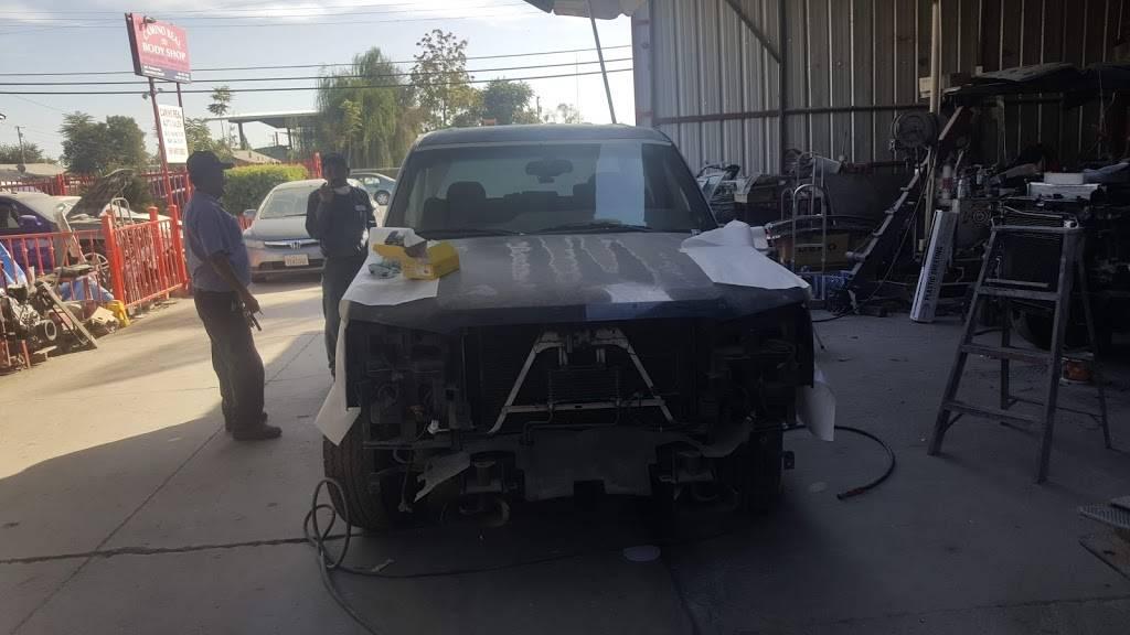 Camino Real Body Shop - car repair  | Photo 4 of 10 | Address: 24 E Pacheco Rd, Bakersfield, CA 93307, USA | Phone: (661) 397-3736