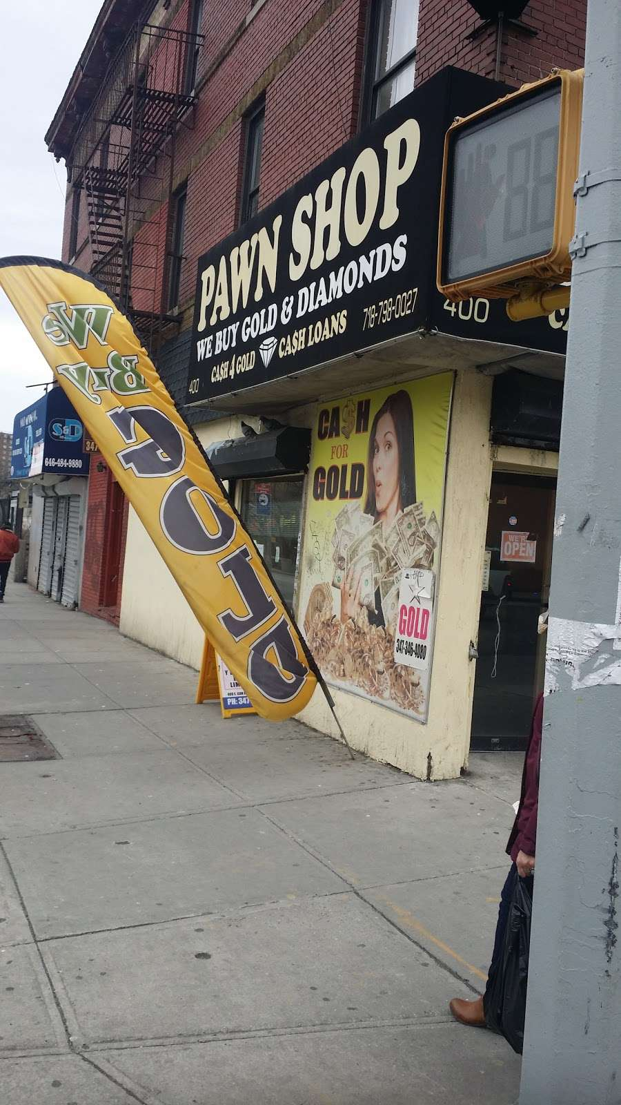 STAR GOLD & GEM - store  | Photo 6 of 10 | Address: 400 E Gun Hill Rd, Bronx, NY 10467, USA | Phone: (347) 346-4080
