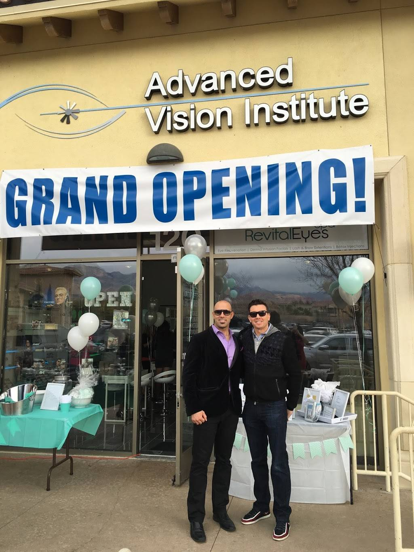 Advanced Vision Institute - spa  | Photo 4 of 9 | Address: 11700 W Charleston Blvd #120, Las Vegas, NV 89135, USA | Phone: (702) 212-7755