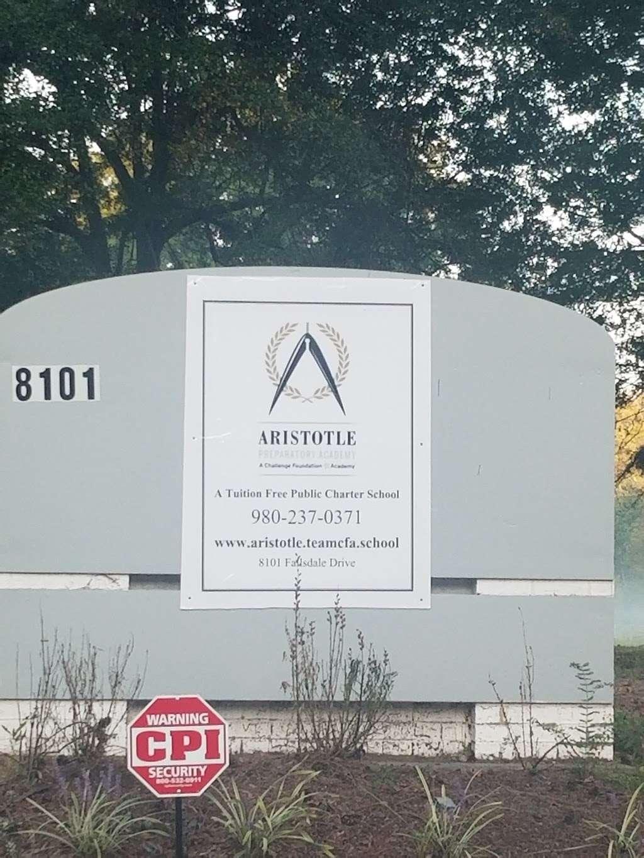Aristotle Preparatory Academy - school  | Photo 4 of 4 | Address: 8101 Fallsdale Dr, Charlotte, NC 28214, USA | Phone: (980) 237-0371