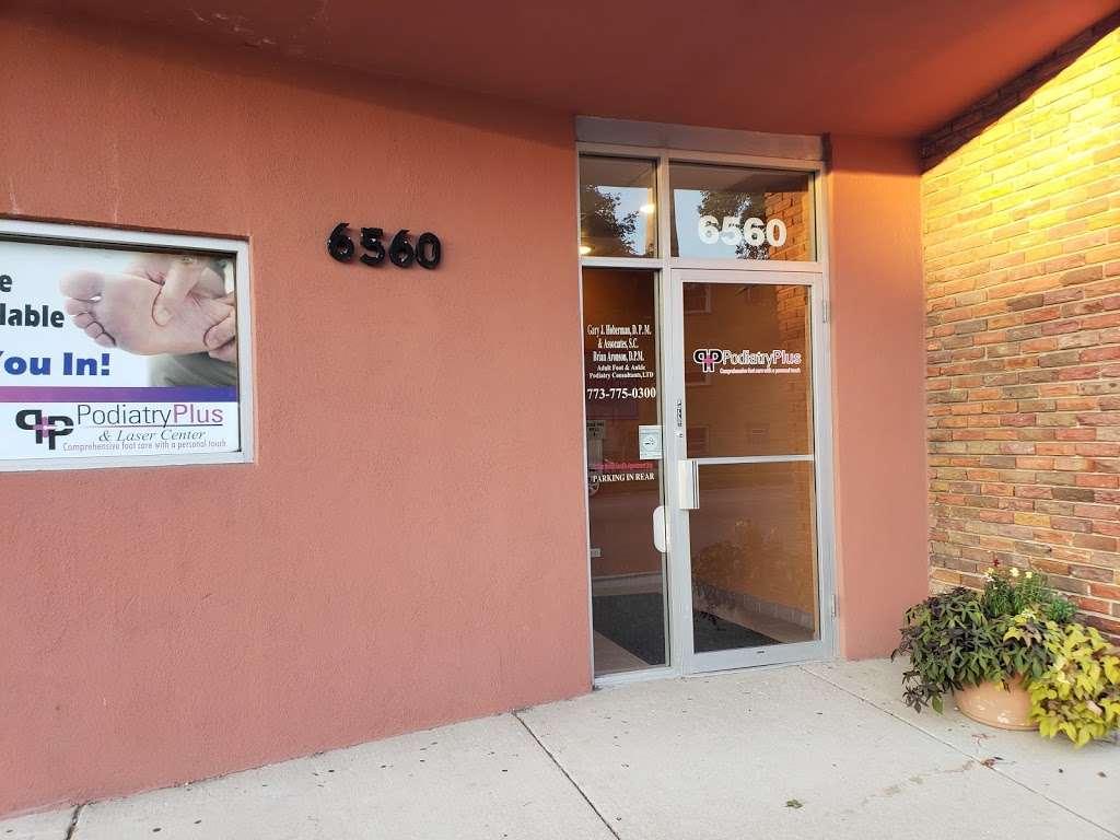 Podiatry Plus - shoe store  | Photo 10 of 10 | Address: 6560 W Higgins Ave, Chicago, IL 60656, USA | Phone: (773) 775-0300