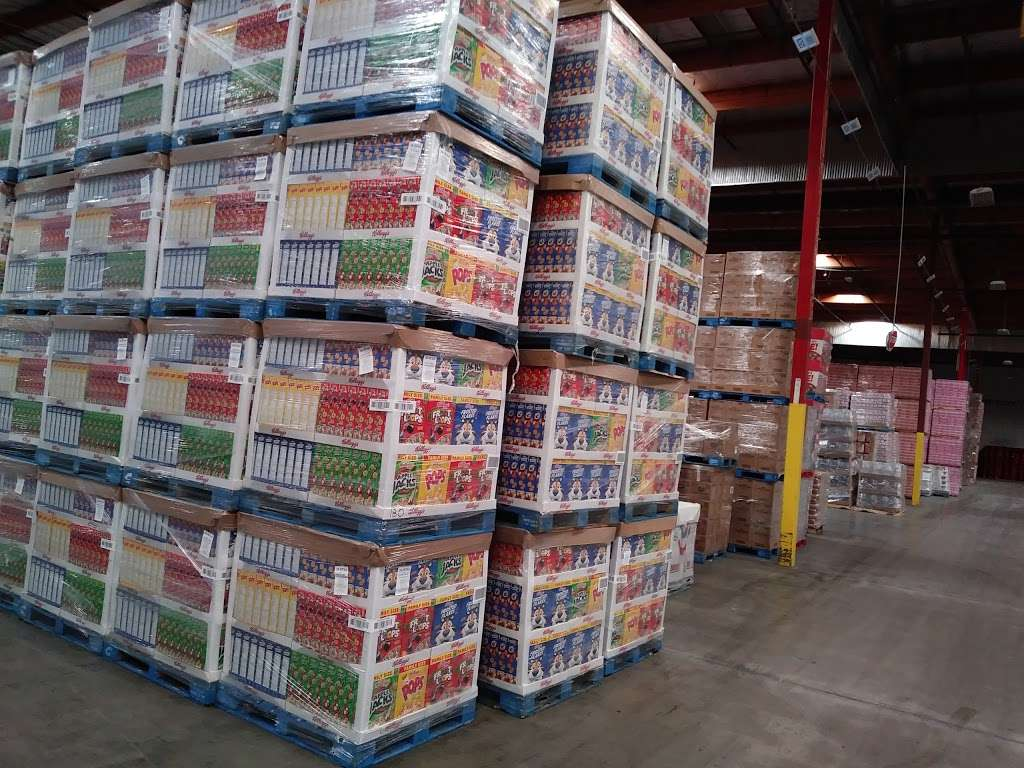 El Super Distribution Center - bakery  | Photo 7 of 10 | Address: 1950 S Sterling Ave, Ontario, CA 91761, USA | Phone: (909) 635-3630