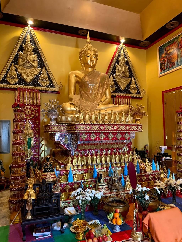 Wat Lao Buddha Phothisaram Inc - synagogue    Photo 4 of 10   Address: 4443 E Conley Rd, Conley, GA 30288, USA   Phone: (404) 361-7805