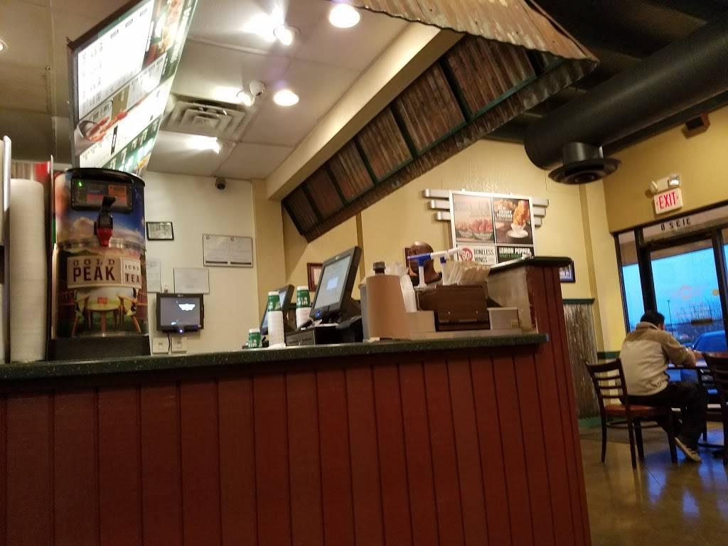 Wingstop - restaurant  | Photo 4 of 8 | Address: 3132 S Garnett Rd b, Tulsa, OK 74146, USA | Phone: (918) 622-9464