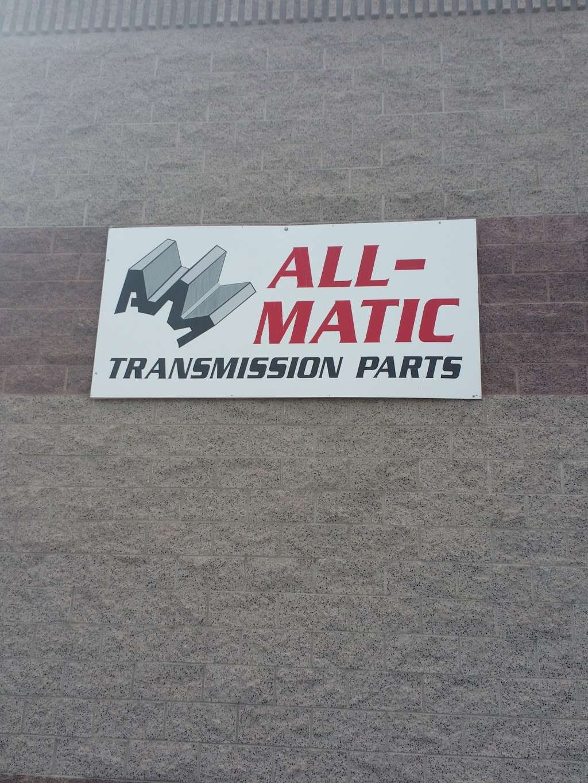 Allmatic Transmission Parts - car repair  | Photo 3 of 4 | Address: 241 W Commerce Park Ct, North Las Vegas, NV 89032, USA | Phone: (702) 316-9895