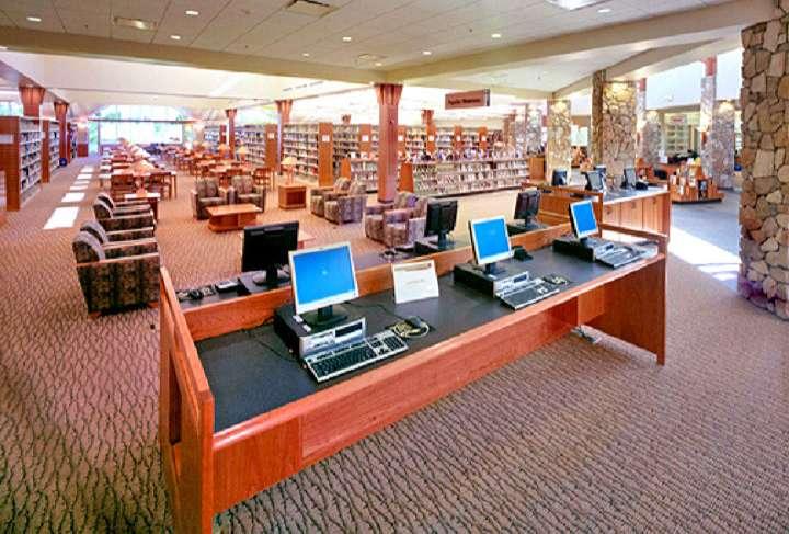 Livermore Public Library - Civic Center - library  | Photo 4 of 10 | Address: 1188 S Livermore Ave, Livermore, CA 94550, USA | Phone: (925) 373-5500