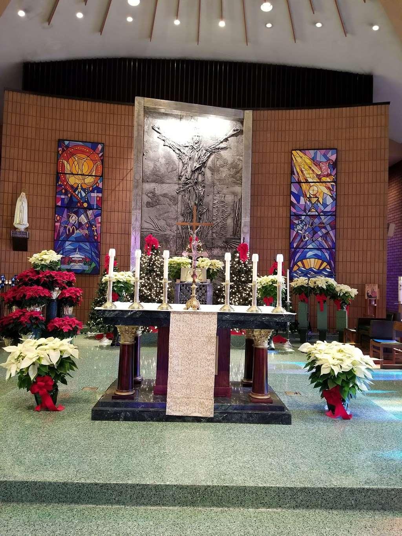 Holy Rosary Church - church    Photo 3 of 10   Address: 1510 Adee Ave, Bronx, NY 10469, USA   Phone: (718) 379-4432