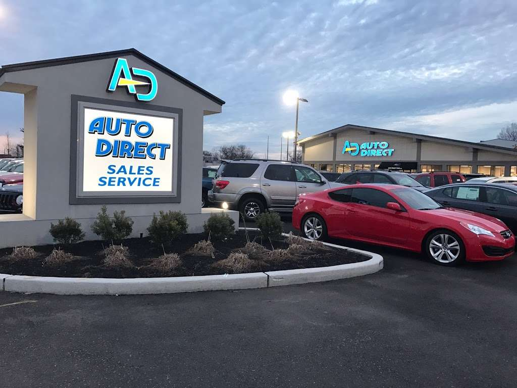 Auto Direct Cars - car dealer  | Photo 3 of 10 | Address: 4319 Rt 130 South, Edgewater Park, NJ 08010, USA | Phone: (856) 461-1199