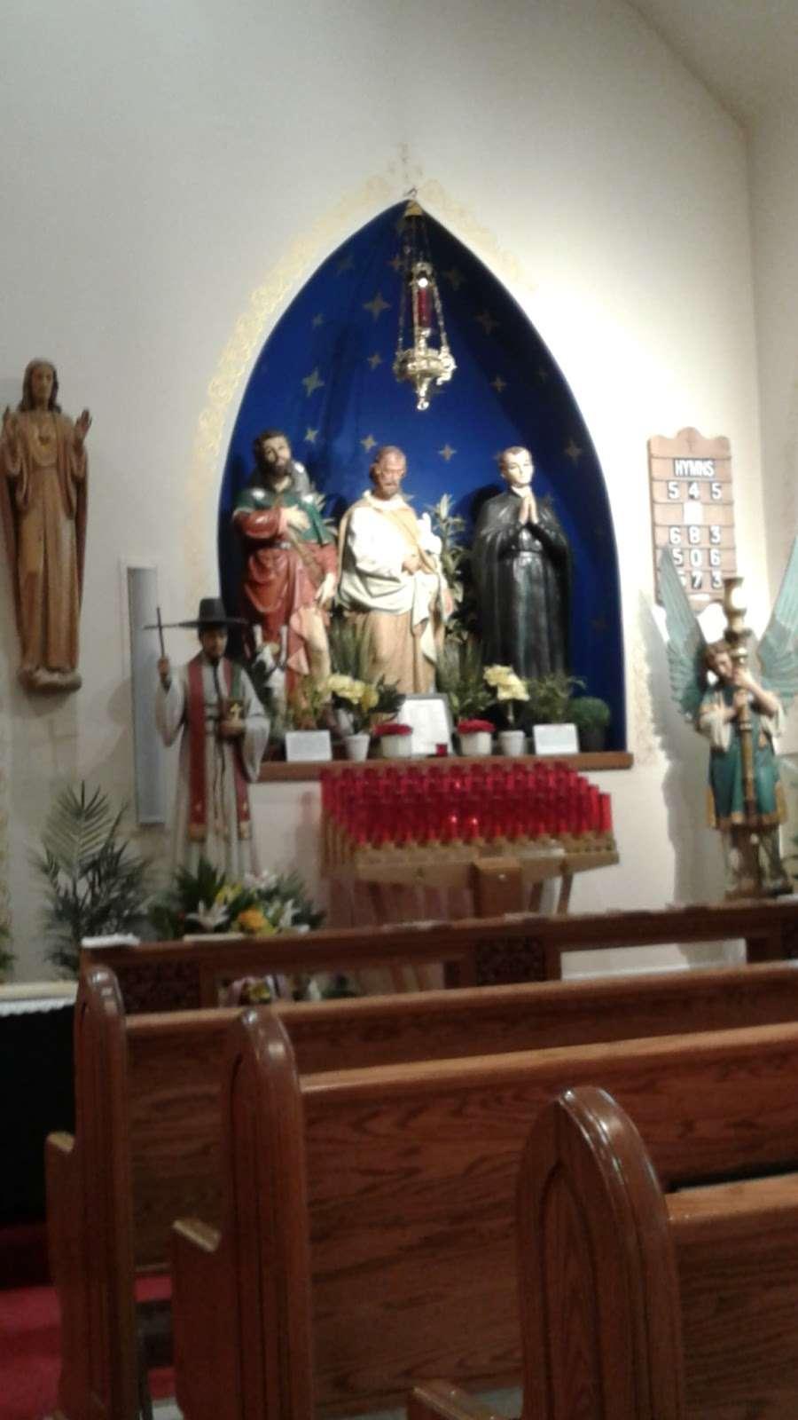 Our Lady of Victories - church  | Photo 4 of 4 | Address: 150 Harriot Ave, Harrington Park, NJ 07640, USA | Phone: (201) 768-1706
