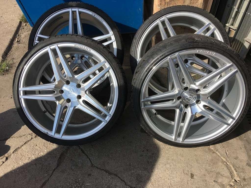 Rim Shop The Chrome Depot Wheels Tires Financing - car repair  | Photo 10 of 10 | Address: 1626 S Cicero Ave, Cicero, IL 60804, USA | Phone: (708) 776-3119